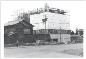 A商事事務所建築