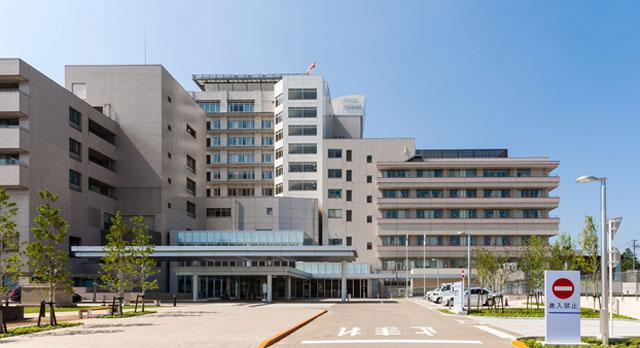 一宮市民病院本館