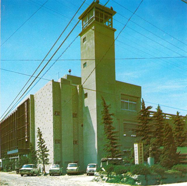 岩倉町庁舎増設