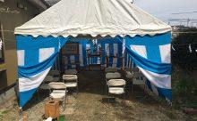 豊田市にて土地の有効活用として賃貸マンションの地祭りを執り行いました。